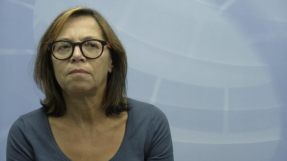 Heidemarie Scheuch-Paschkewitz (Die Linke)   #hrWAHL - Der